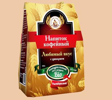 «Русский цикорий» Напиток Любимый вкус