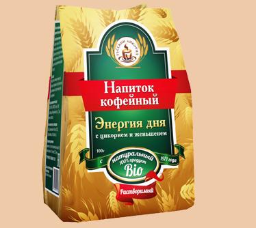 «Русский цикорий» Напиток Энергия дня