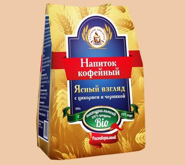«Русский цикорий» Напиток Ясный взгляд