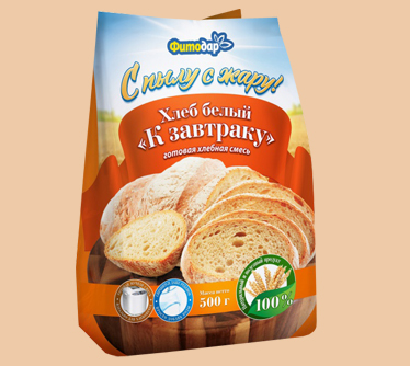 «Фитодар» Хлеб Белый