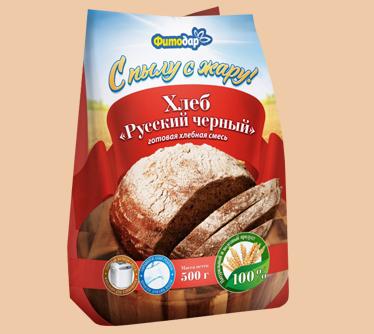 «Фитодар» Хлеб Русский чёрный